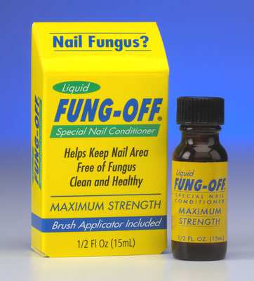 Fung Off Special Nail Conditioner Bottle